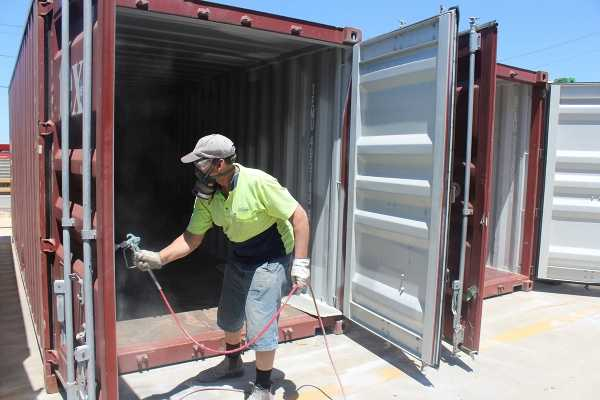 Jasa Layanan Modifikasi Container Terbaik Dan Berkualitas