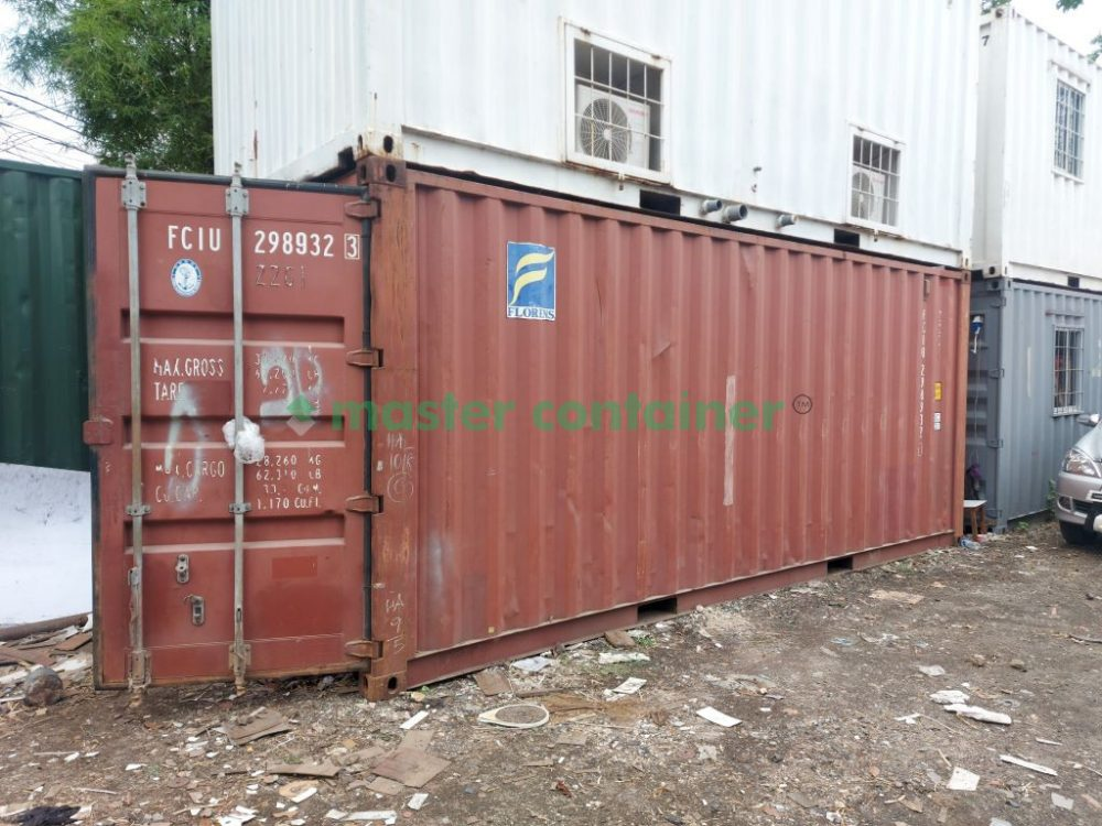 Container Bekas 20ft